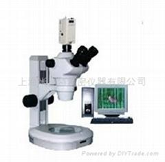 研究级三目连续变倍体视显微镜