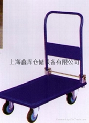 上海鑫庫折疊手推車