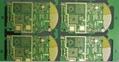 Via-in-pad Multi-layer Printed Circuit