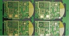 Via-in-pad Multi-layer Printed Circuit Board