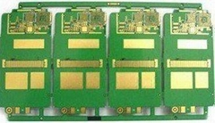 Six layers High Tg HDI Multilayer PCB