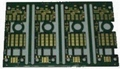 Hard Gold Multi-layer PCB with 50