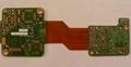 6 Layer Rigid-Flex PCB with Gold Plaing,
