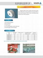 Fiberglass Surface Tissue