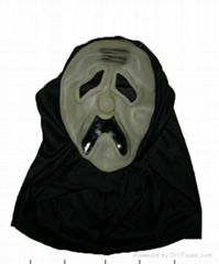 Noctilucent Masks