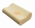 Hot sale, moulded visco elastic memory foam contour pillow  2