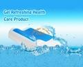 High quality Ice gel contour memory foam