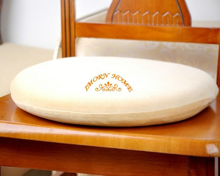 memory foam round/square seat cushion, office seat cushion, leisure seat cushion 2