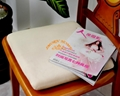 memory foam round/square seat cushion, office seat cushion, leisure seat cushion 3