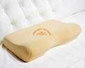 manufacturer supply moulded visco elastic memory foam curve pillow  2