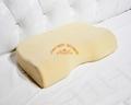 manufacturer supply moulded visco elastic memory foam curve pillow  4