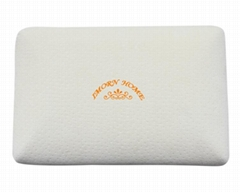 Super comfortable living room supply, memory foam traditional shape pillow