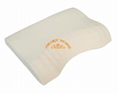Wholesale memory foam massage pillow, home supply