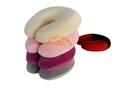 Trip accessory U-shape neck memory foam pillow