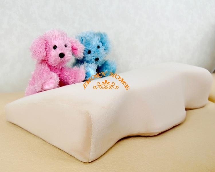 Anti-snore memory foam pillow for office worker student father and mother 4