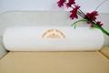 Elegant Moulded Visco Elastic Memory Foam Pillow Cylinder Throw Pillow 3