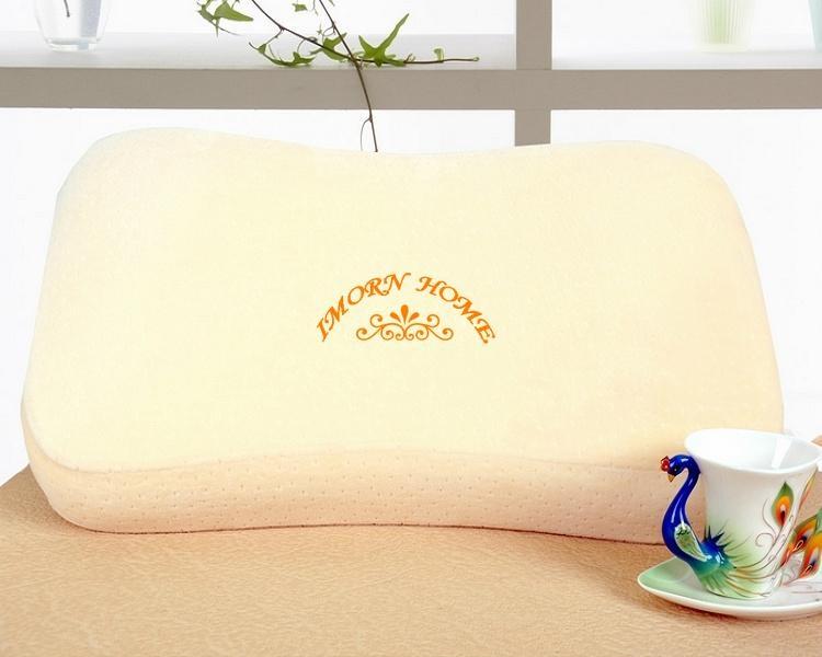 Top seller Moulded Visco Elastic Memory Foam Pillow Soap-like Pillow 1