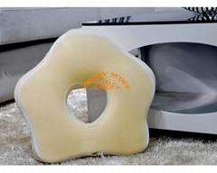 Newly Designed Moulded Visco Elastic Memory Foam Nap Pillow/Back Cushion