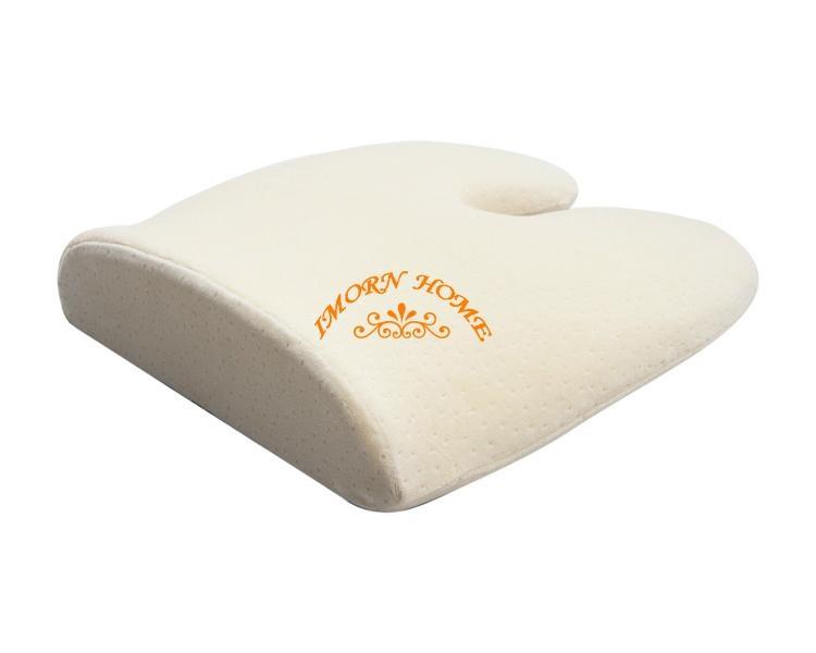 Moulded Visco Elastic Memory Foam Pillow Fashion Lumbar Support Cushion 3