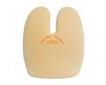 Moulded Visco Elastic Memory Foam Pillow Fashion Lumbar Support Cushion 4