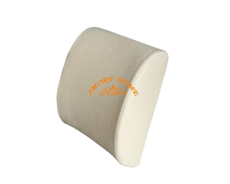 Moulded Visco Elastic Memory Foam Pillow Office Chair Lumbar Support Cushion 3