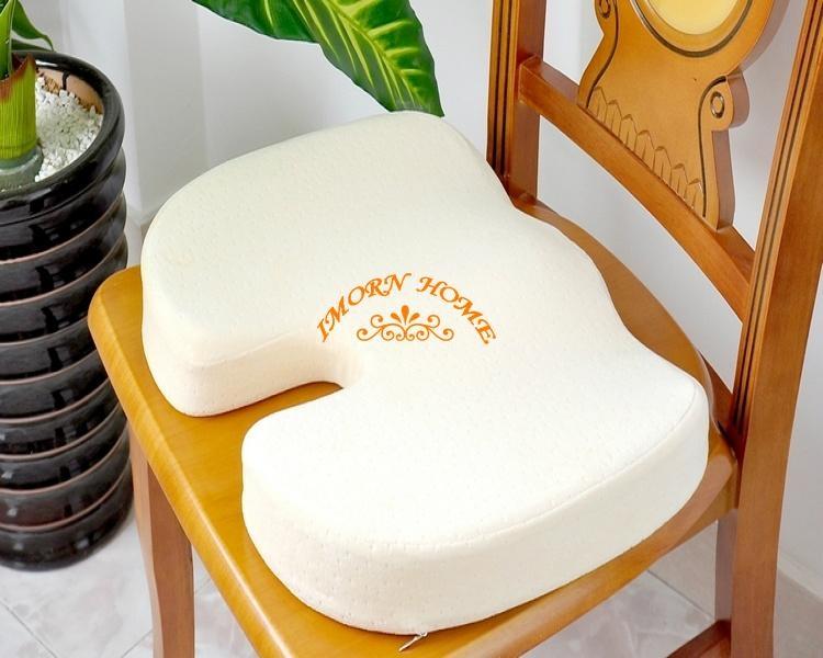 Moulded Visco Elastic Memory Foam Pillow U-shape Seat Cushion 1