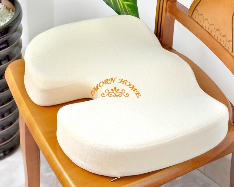 Moulded Visco Elastic Memory Foam Pillow U-shape Seat Cushion 2