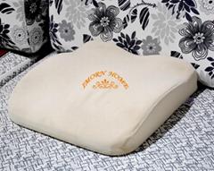 Moulded Visco Elastic Memory Foam Pillow Comfortable Seat Cushion