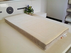 Super memory foam quilting mattresses and toppers for home usage and hotel usage