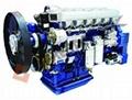 Shacman WEICHAI WP12 Engine assy