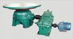 供應PZ型座式圓盤給料機
