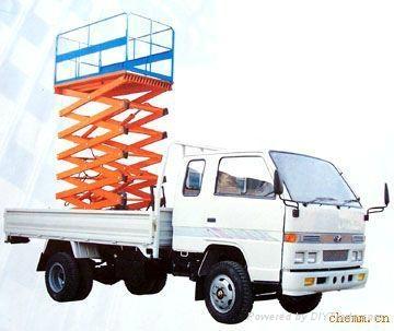 車載式昇降機 1