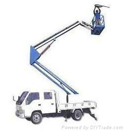 車載式昇降機 3