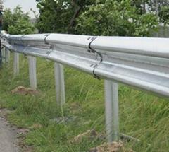 Steel Beam Guardrail