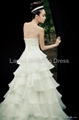 Custom Made Wedding Dress 5