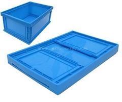 塑膠折疊箱
