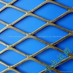 金属建筑钢板网