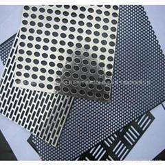 金属板材冲孔网