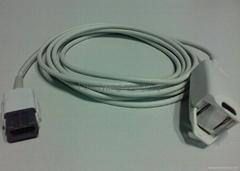 GE-ohmeda adult finger clip sensor