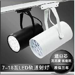 LED明裝射燈照明燈具