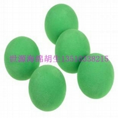 彩色海绵玩具球