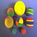 七彩EVA玩具球 3
