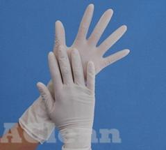 百级洁净室专用进口丁晴手套