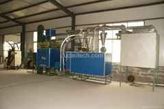 Automatic 6FW-24 maize grits milling