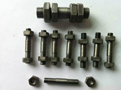 molybdenum bolts and screws