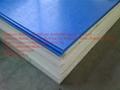 Smooth flat UHMW PE sheet