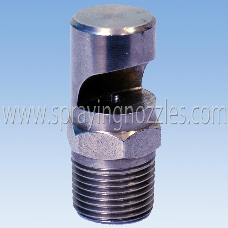 K series wide deflection flat fan v jet spray nozzle