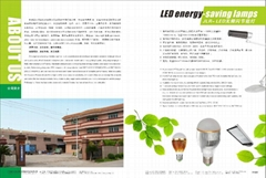 LED 節能環保燈