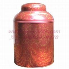 茶叶铁大罐