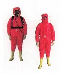 轻型消防防化服